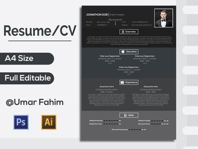 Resume,CV