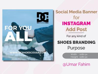 Social Media Post for Instagram .