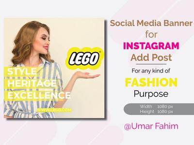 Instagram post for Branding