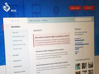 News portal for hospital 2