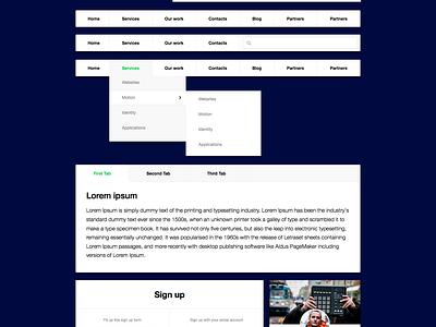 Free UI kit for sketch 3! download free freebie latvia riga player osx application app ui