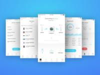 App design for Mesh Wi-Fi System