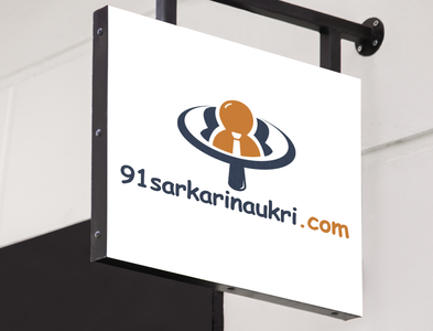 Logo design for 91sarkarinaukri.com