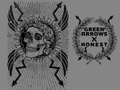 Green Arrows ✕ Honest