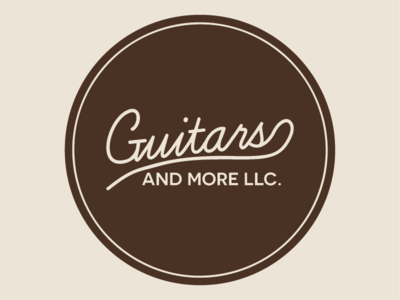 Guitars and More Logo