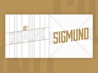 Sigmund Brand Logo Details