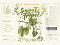 La Belle et la Bière - SunnyD Tripel