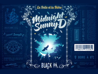 La Belle et la Bière - Midnight SunnyD