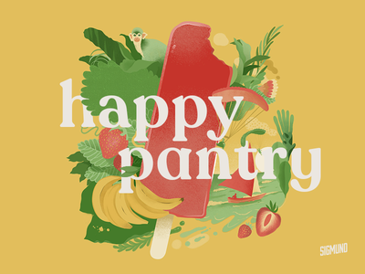 Happy Pantry Visual