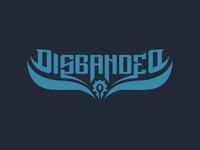 Disbanded Logo