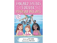 Synchro Sisters Mermaid Dream BOOK COVER and ILLUSTRATION