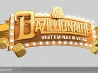 Bazillionaire logo 3d 01b