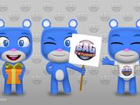 Bagstudio cute bear02