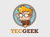 Tec Geek Logo Template
