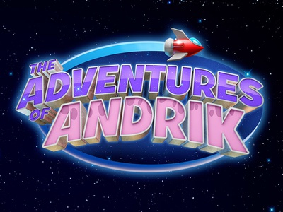 Space Logo 3D