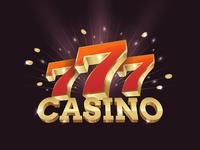 Casino background design by Bagstudio