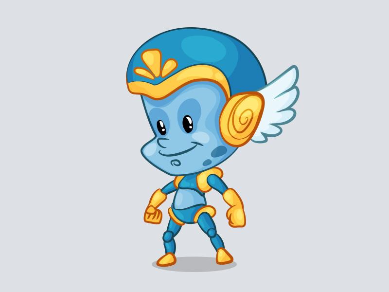 Mirko alien character