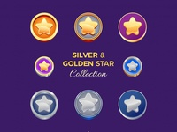 Golden & Silver Star Collection