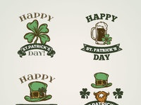 St patrick badges 02