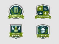University Logo Collection