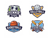 Sports Logo Collection