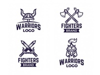 Warrior Logo Collection 02