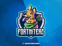 Bonesy Fornite Esport Logo