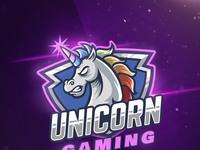 Unicorn esport logo