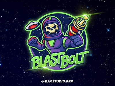 Blast Bolt Logo