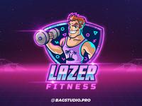 Lazer Fitness Logo