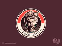 African Spirituality Logo Design