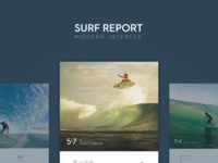 Surf real pixels