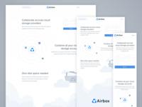 Airbox Web App