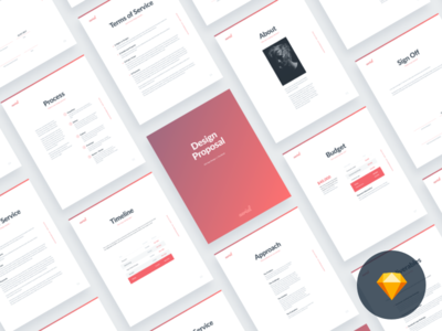 Proposal Template - Aerial2.0 projects portfolio freelance designer freelance resources sketch proposal template invoices invoice template proposals proposal