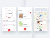 Road Trippin' App