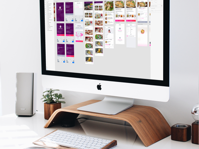 World Interaction Design Day clean design ios interface interaction userinterface desk workspace app app design ixda adobexd adobe user experience ui ux
