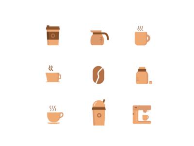 Icon coffeeshop