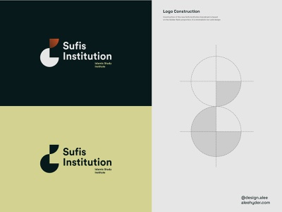 Sufis Institution_Logo Design brandmark logomark symbol logo construction sufis logo sufis turkish brand logo logo design concept clean logo logo branding logos graphics logotype identity branding