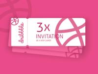 Invite Dribble