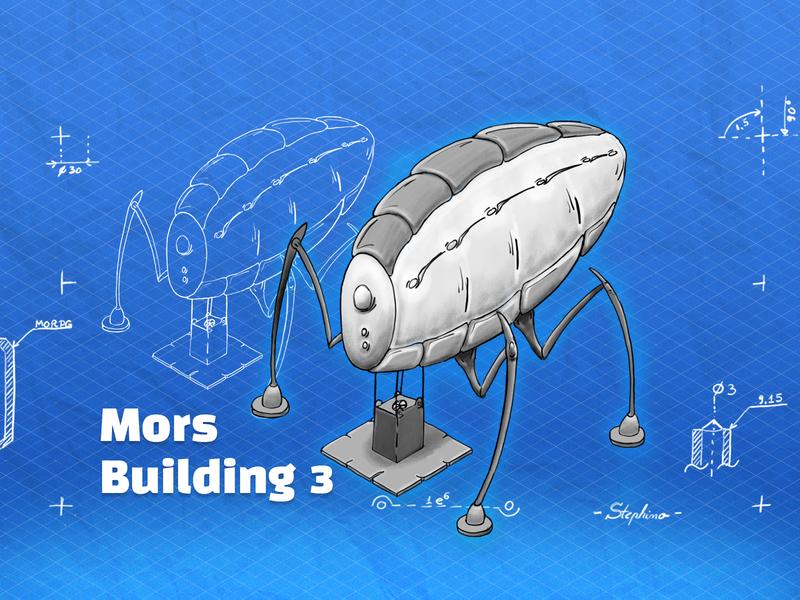 Mors | Building 3/15