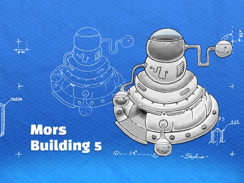 Mors | Building 5/15