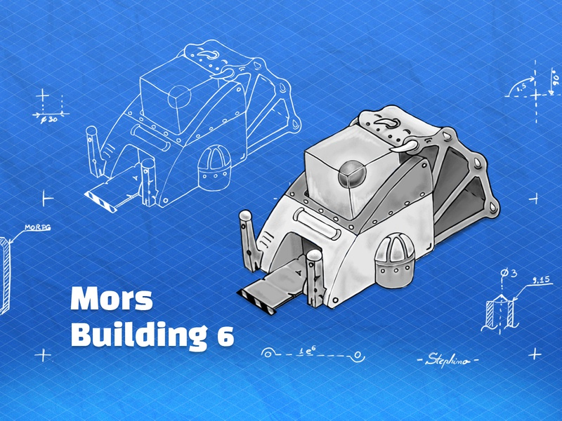 Mors | Building 6/15