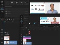 Video & Slide Editor