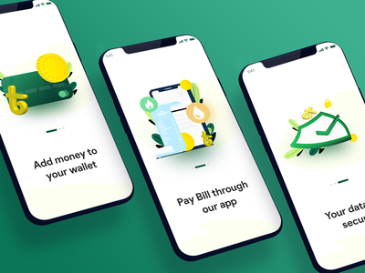 Wallet App for Financial Institution