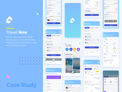 Case Study of Flight Booking App