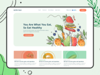 Nutrition Related Blogging Page
