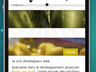 flatLand! responsive design design responsive website