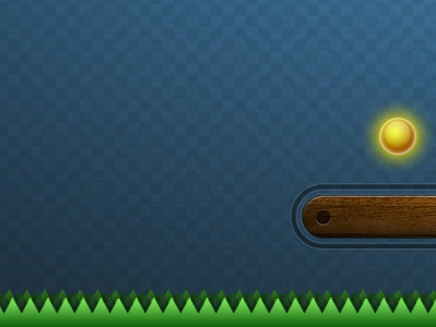 UI for an Upcoming android/iOS Game fusebox android ios iphone nexus one mac google apple blue shiny :)