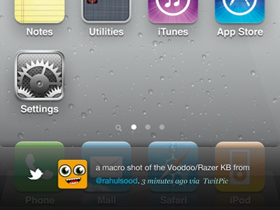 Notification android icon glow colour badge psd free notification ios ios5 mac lion awesome :d