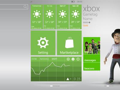 WP7 New interface wp7 layout ui new ux user interface phoen windows phone 7